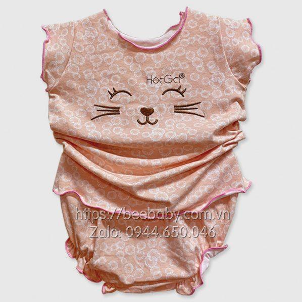 Bộ quần áo sơ sinh Hotga